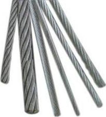 Cabluri de tratiune inox 1x19 AISI 316 de la Electrofrane