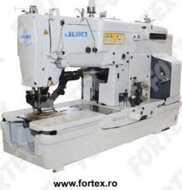Masina mecanica de cusut butoniere drepte Juki T110011 de la Fortex