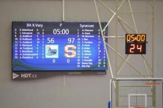 Software pentru sport Scoreboard LED