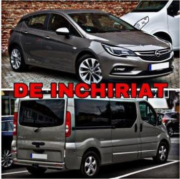 Car rental Timisoara - inchirieri auto