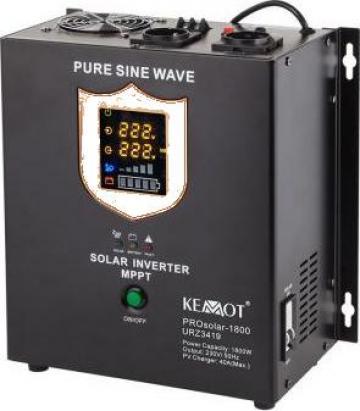 Invertor solar 1800W 24V Prosolar 1800 Kemot de la Electro Supermax Srl