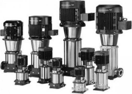Electropompe centrifuge verticale Grundfos, CR, CRI, CRN