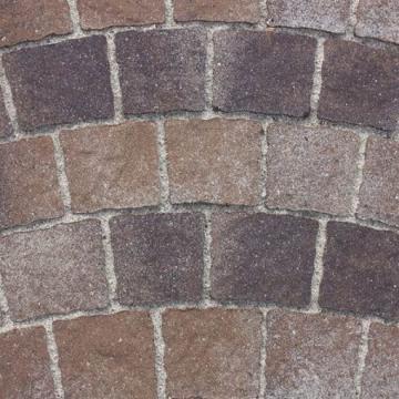 Pavaj Castelletto Maro 12.5-12.5x4cm