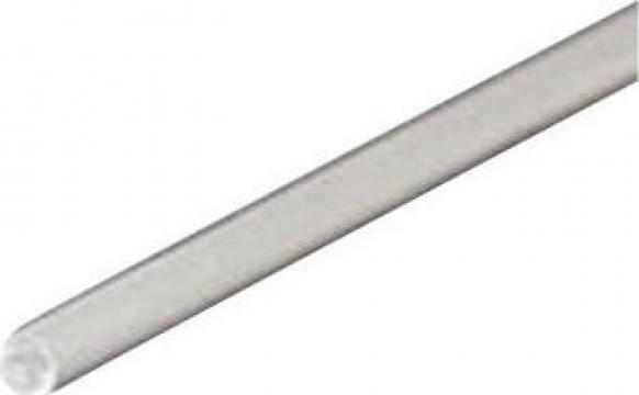 Bara aluminiu rotunda 20mm EN-AW 6060 6082 2007 7075 dural