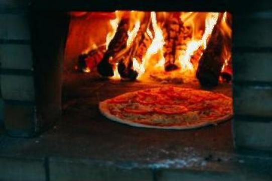 Lemne de foc pentru cuptor pizza de la Oltconfort Com Srl
