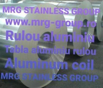 Rulou aluminiu, tabla aluminiu, banda folie alama, inox