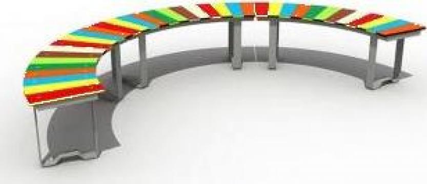 Banca parc stradala B 03 de la Miracons Proiect Srl