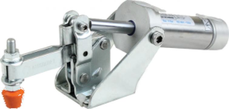 Clema pneumatica cu prindere frontala 611-4 de la Fluid Metal Srl