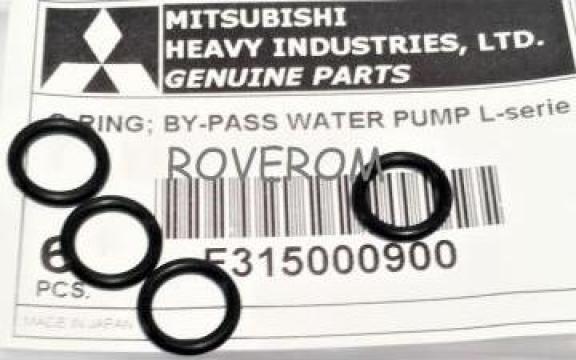 Garnitura o-ring by-pass pompa apa Mitsubishi L2E, L3E