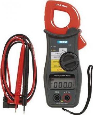 Ampermetru digital P080 de la Proma Machinery Srl.