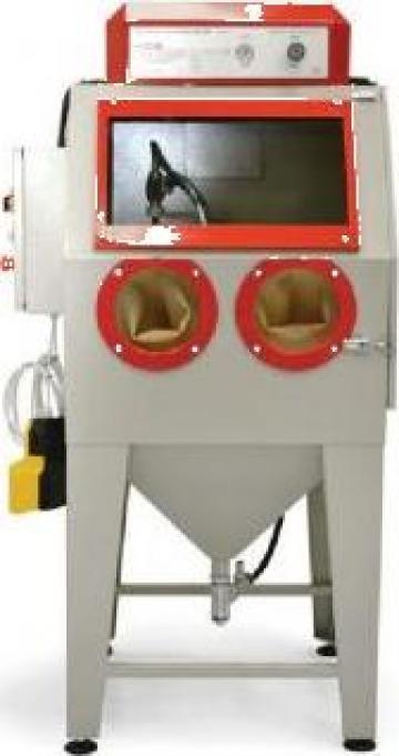 Cabina de sablat cu vacuum PAL 1S V