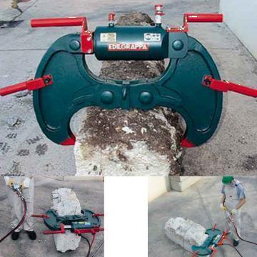 Demolator hidraulic pentru beton 430 DE de la Proma Machinery Srl.