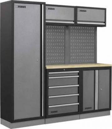 Dulap atelier modular A007C de la Proma Machinery Srl.