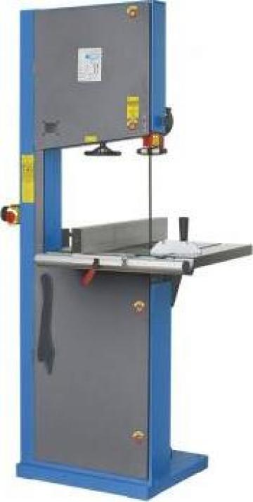 Fierastrau vertical cu banda pentru lemn 455 mm 0764/455 de la Proma Machinery Srl.