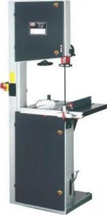 Fierastrau vertical cu banda pentru lemn 500 mm PP-500 de la Proma Machinery Srl.