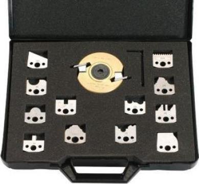 Freza disc pentru masini cu avans mecanic pentru lemn 0718 de la Proma Machinery Srl.