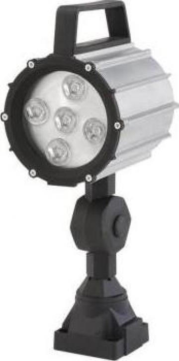 Lampa cu LED fara transformator 0371 de la Proma Machinery Srl.