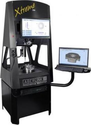 Masina de masurat coordonate CNC 3D Xtreme CNC CMM 350 de la Proma Machinery Srl.