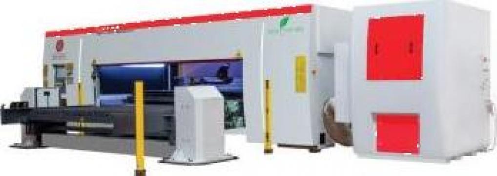 Masina debitat tabla cu laser FL3015 1KW - 6KW de la Proma Machinery Srl.