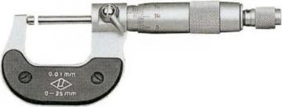 Micrometru 25-50 mm (0,01) de la Proma Machinery Srl.