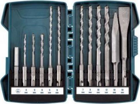 Set burghie si dalti SDS Plus 0332 de la Proma Machinery Srl.