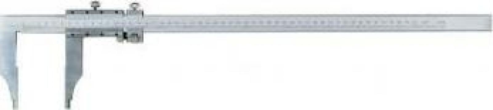 Subler cu ajustare fina 0 - 500 C020/500 de la Proma Machinery Srl.