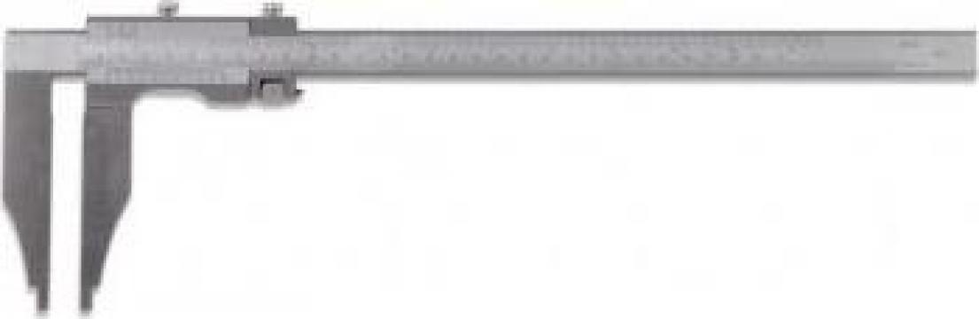 Subler cu ajustare fina 0-500 C021/500 de la Proma Machinery Srl.