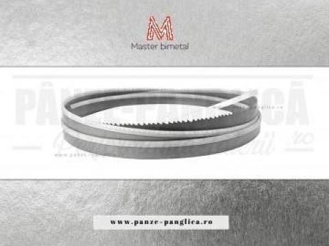 Panza fierastrau cu banda bimetal, Master 3660x27x10/14 de la Panze Panglica Srl