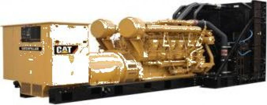 Generatoare de curent diesel 1500 kVA de la Electrofrane