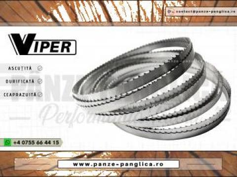 Panza panglica banzic Viper 3600x40x1 Lemn I Premium Silver de la Panze Panglica Srl