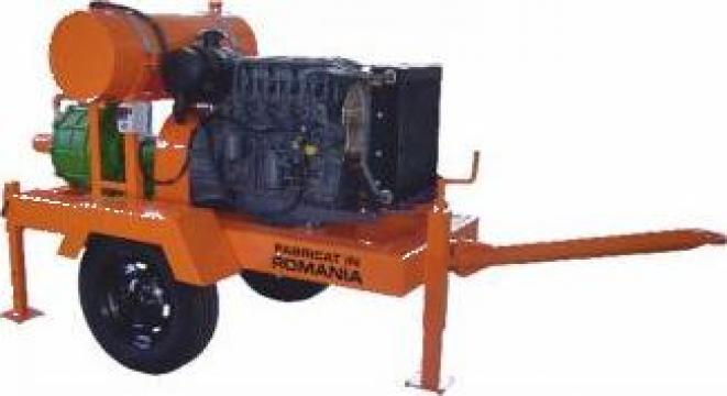 Motopompa pentru irigatii ELC 120P de la Electrofrane