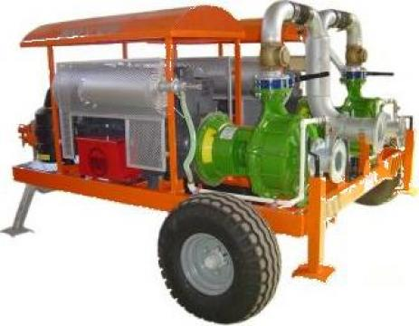Motopompe pentru irigatii de mare capacitate ELC SP2 de la Electrofrane