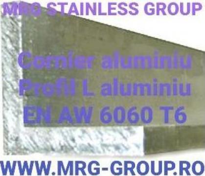 Cornier aluminiu 100x100x10mm Profil L aluminiu duraluminiu