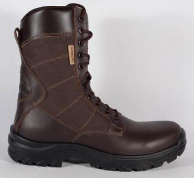 Bocanci militari 329C maro Kombat de la Shoes Top