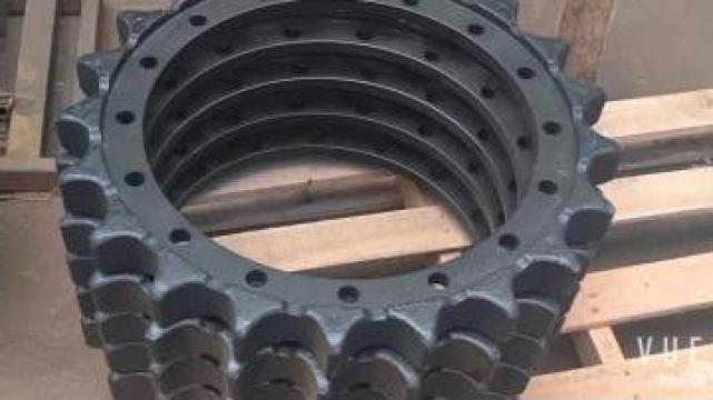 Roata motrica/sprocket utilaje constructii de la Terra Parts & Machinery Srl
