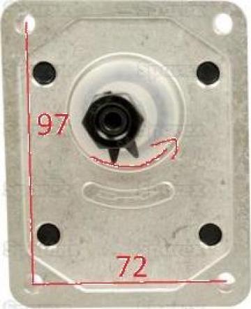 Pompa hidraulica David Brown, Fiat, Ford - Sparex 62215 de la Farmari Agricola Srl