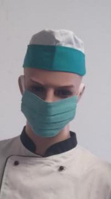 Masca faciala protectie din bumbac de la Johnny Srl.