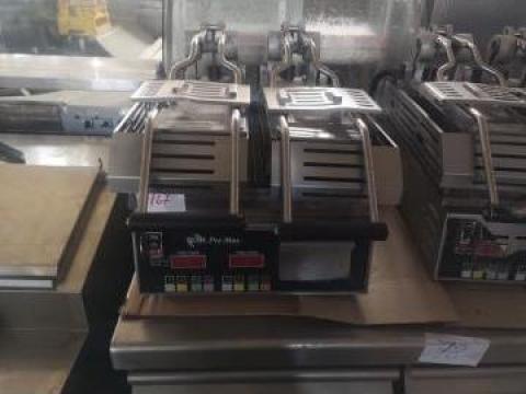 Grill toaster american dublu pentru carne de la Horeca Concept