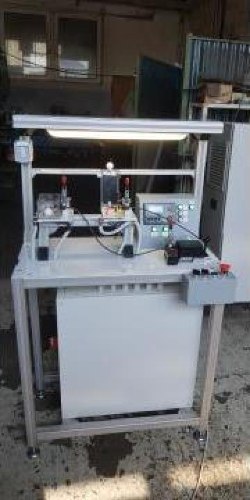 Stand verificare rezistenta izolatie si rezistenta cabluri
