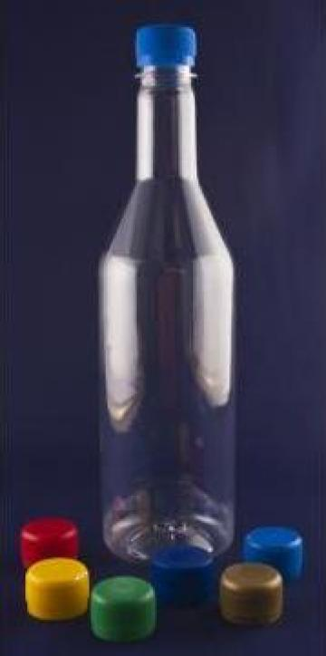 Sticle PET rotunde 750ml 153 buc/bax de la Cristian Food Industry Srl.