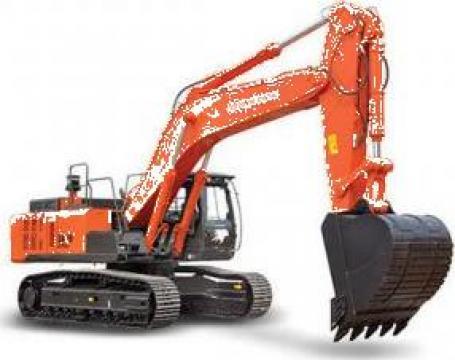 Piese excavatoare Hitachi de la Terra Parts & Machinery Srl