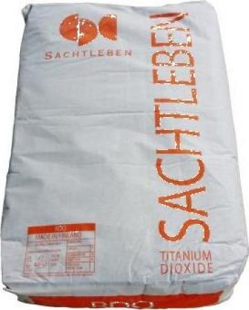 Oxid alb de titan 25 kg
