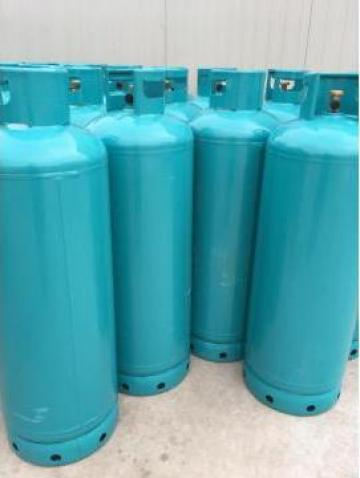 Butelie GPL, gaz, butan, propan 83,3 litri (35 kg) de la Mooira Strategic 168 Srl