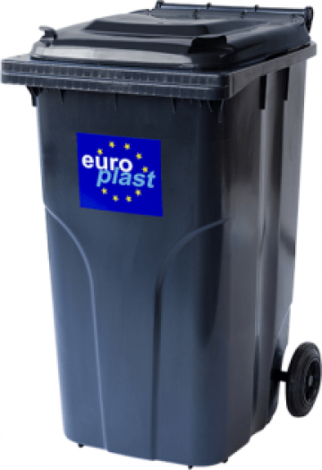 Pubela 240litri de la Europlast Romania Srl