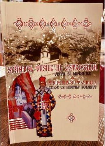 Carte, Sfantul Vasile al Ostrogului viata si minunile