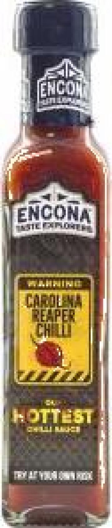 Sos iute Carolina Reaper Chilli 142 ml, Encona de la Expert Factor Foods Srl