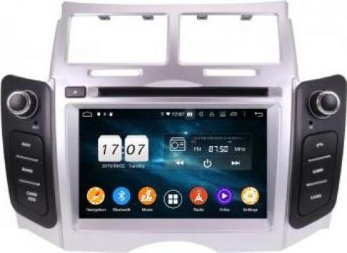 Sistem navigatie cu Android pentru Toyota Yaris 2005-2011