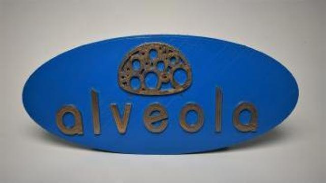 Printare logo brand 3D