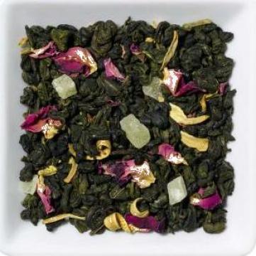 Ceai verde Passion fruit-mango - 100g