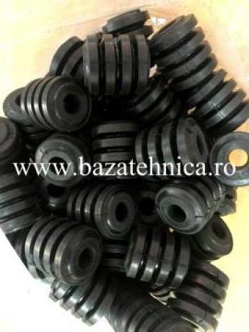 Cuplaj cauciuc, element elastic cuplaj cu bolturi de la Baza Tehnica Alfa Srl